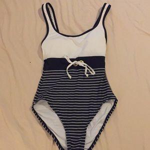 Tommy Hilfiger women's one piece. Never worn. Sz 4